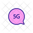 G Mobile Internet Icon
