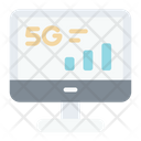 5 G Signal 5 G Signal Icon