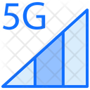 5 G Signal Icon