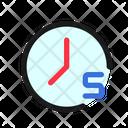 5 Sec Timer Icon