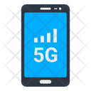 5 G Network Mobile Network Cellular Network Icon
