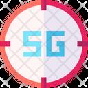 5 G Target Icon
