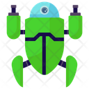 Robotic Beetle Bug Robot Insect Robot Icon