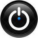 Electronics Power Switch Icon
