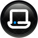 Electronics Laptop Notebook Icon