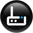 Electronics Modem Router Icon