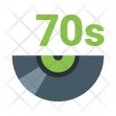 70 music Icon