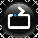 Electronics Display Monitor Icon