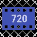 720 P Icon
