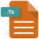 7 Z File Icon