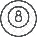 8-Ball Icon
