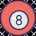 8 Ball Pool Snooker Icon