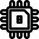 8 Bits Icon