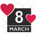 Love Romantic Woman Icon