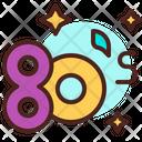 80 S Icon
