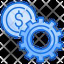 8 Financial Settings Icon