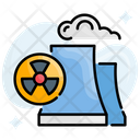 9 Radiation Icon