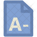 A Negative School Icon