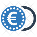 Coin Money Euro Icon
