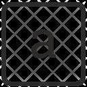 A Alphabet Icon