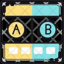 Beta Beta Testing A B Testing Icon