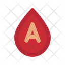 A Blood Type Icon