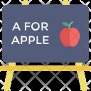 Apple Basic English Icon
