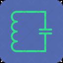 Pi Filter Lc Icon