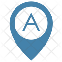 A Place Point Icon