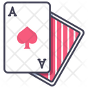 Poker Casino Card Icon