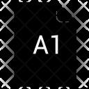 A1 Paper Icon