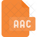 Aac Audio File Icon