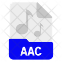 Aac File Format Icon