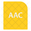 Aac Extension File Icon