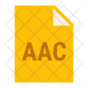 Aac file Icon