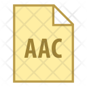Aac File Extension Icon