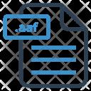 Aaf file Icon