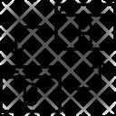 Ab Testing Screens Icon