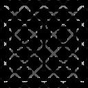 Ab Testing Comparing Split Testing Icon