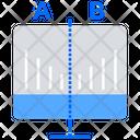 Ab Testing Testing Alpha Beta Testing Icon
