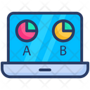 Ab Testing Conversion Exchange Icon