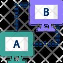 Ab Testing Computer Testing Test Icon