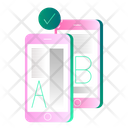Ab Testing Choices Different Choices Icon