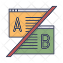 Ab Testing Sites Conformity Icon