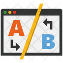 Ab Testing Usability Testing Accessibility Testing Icon