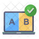 Verified Testing Ab Testing Verified Ab Testing Icon