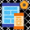 Ab Testing Split Testing Usability Testing Icon