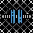 Ab Wheel Roller Icon