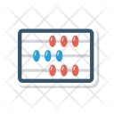 Abacus Accounting Calculation Icon