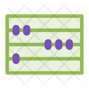 Scores Abacus Count Icon